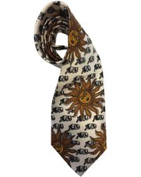 Moschino - Pre-owned Silk Tie - Lyst