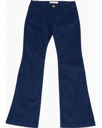 Emilio Pucci - Navy Cotton - Elasthane Jeans - Lyst