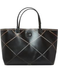 Roger Vivier Pre-owned - Leather tote GtfAl2Dld