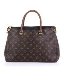 Louis Vuitton - Pallas Cloth Tote - Lyst