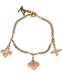 Louis Vuitton - Pre-owned Metal Bracelet - Lyst