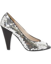 Marc By Marc Jacobs - Cloth Heels - Lyst
