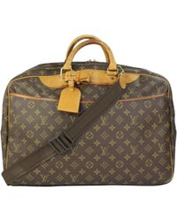 Louis Vuitton - Deauville Cloth Travel Bag - Lyst