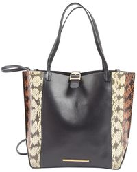 Roland Mouret - Leather Tote - Lyst