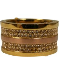 Michael Kors - Pre-owned Gold Metal Rings - Lyst