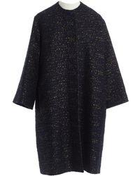 ROKSANDA - Wool Coat - Lyst