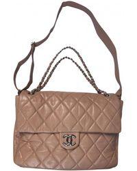 Chanel - Sac 24h Timeless en cuir - Lyst