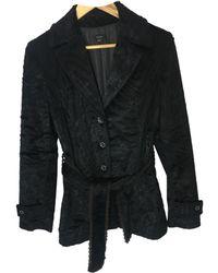 JOSEPH - Pre-owned Faux Fur Coat - Lyst