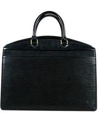 Louis Vuitton - Leather Handbag - Lyst