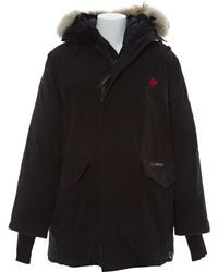Canada Goose - Chilliwack Black Polyester Jacket - Lyst