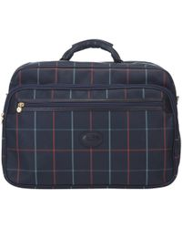 Burberry - Pre-owned Travel Bag - Lyst