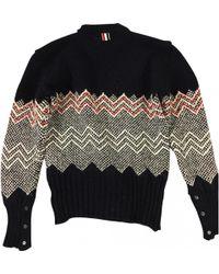Thom Browne - Pre-owned Wool Pull - Lyst