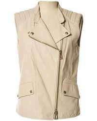 Belstaff - Leather Jacket - Lyst