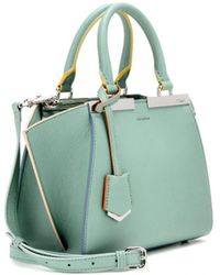 Fendi - 3jours Other Leather - Lyst