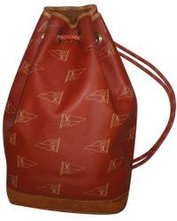 Louis Vuitton - Randonnée Cloth Backpack - Lyst