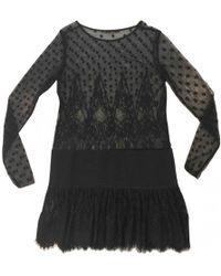 Maje - Pre-owned Mini Dress - Lyst