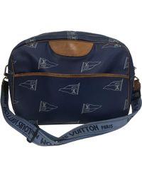 b863a5f8ad59 Chanel New Travel Nylon Crossbody Bag in Pink - Lyst
