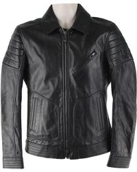 Belstaff - Leather Jacket - Lyst