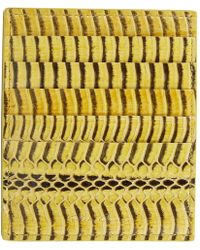 Rick Owens - Yellow Python - Lyst