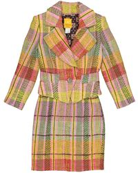 Christian Lacroix - Multicolour Wool Jacket - Lyst
