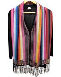 Hermès - Multicolour Silk Knitwear - Lyst