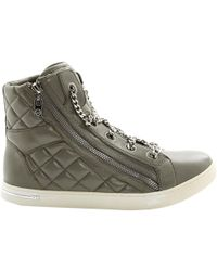 Pre-owned - Leather trainers Michael Kors PRjEqHJ4