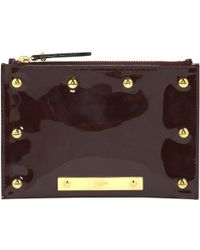 Jean Paul Gaultier - Patent Leather Purse - Lyst