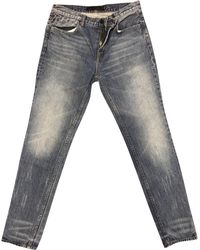 Alexander Wang - Pre-owned Cotton Jeans - Lyst