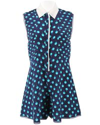 Vanessa Bruno - Pre-owned Silk Jumpsuit - Lyst