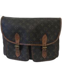 18e7442d8d1b Lyst - Louis Vuitton M51172 Monogram Vavin Pmhand Bag Brown Lv 0063 ...