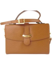 Courreges - Leather Handbag - Lyst