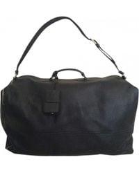 Jil Sander - Leather 48h Bag - Lyst