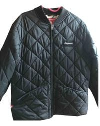 Supreme Taped Seam Jacket In Black For Men Lyst
