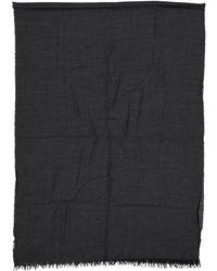 Jil Sander - Grey Wool Scarves - Lyst