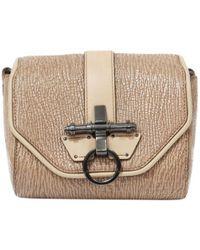 Givenchy - Obsedia Leather Crossbody Bag - Lyst