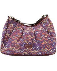 Missoni - Multicolour Leather Handbag - Lyst