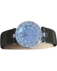 BVLGARI - Pre-owned B.zero1 White Gold Watch - Lyst