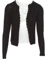 JOSEPH - Silk Knitwear - Lyst