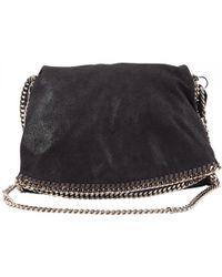 Stella McCartney - Pre-owned Falabella Beige Cloth Handbags - Lyst