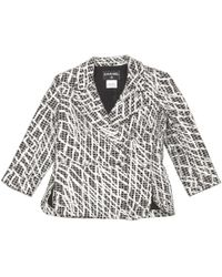 Chanel - Other Cotton Jacket - Lyst
