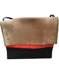 Céline - Pre-owned All Soft Handbag - Lyst