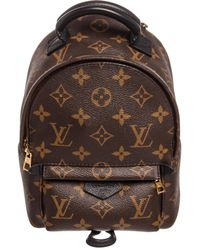 1563756a382 Lyst - Louis Vuitton Backpack  sybilla  In Monogram Canvas With Its ...