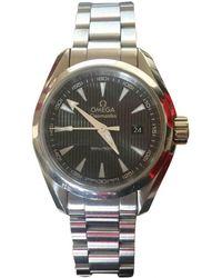 Omega - Seamaster Aquaterra Watch - Lyst