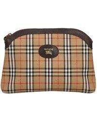 Burberry - Cloth Purse - Lyst