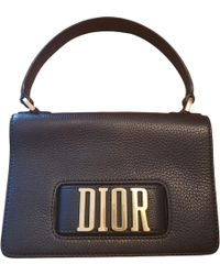 Dior - Dio(r)evolution Leather Handbag - Lyst