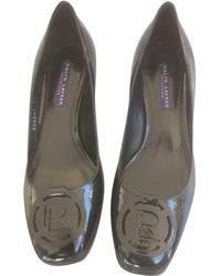 Ralph Lauren Collection - Pre-owned Patent Leather Heels - Lyst