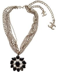 Chanel - Necklace - Lyst