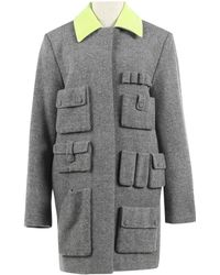 Wang Slim Lyst Gray In Alexander Tailored Coat ED9I2WH
