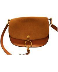 Chloé - Pre-owned Kurtis Leather Bag - Lyst