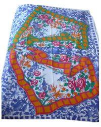 Lanvin - Multicolour Cotton Swimwear - Lyst
